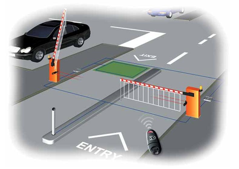 Система контроля проезда